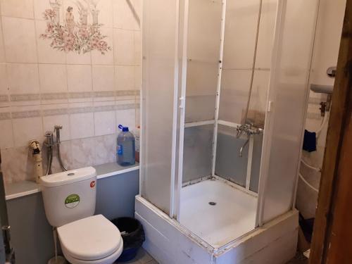 Ванная комната в Квинта Отель