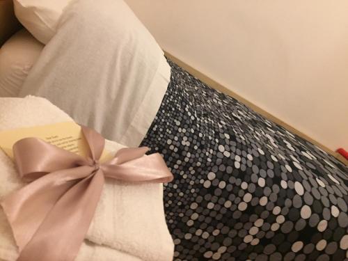 Letto o letti in una camera di Appartamento Giada