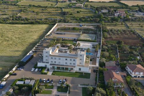 A bird's-eye view of Pietre Nere Resort & Spa
