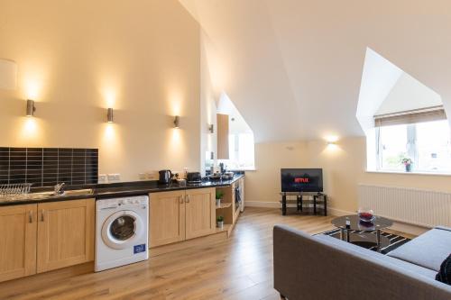 Velvet 2 bedroom penthouse apartment, Brewery Road, Hoddesdon