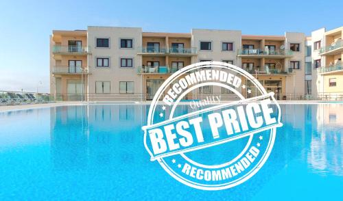The swimming pool at or near 4Seasons Ericeira Apartment
