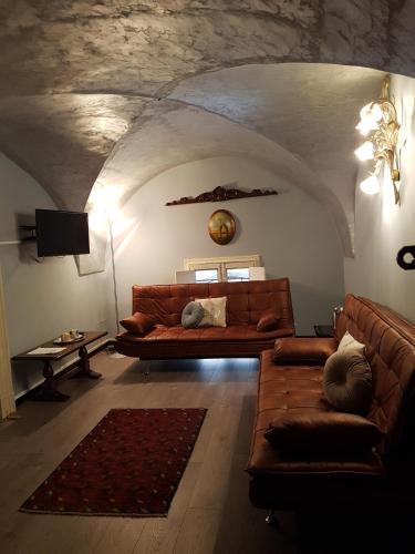 Area soggiorno di Nuovo Hotel Sangiuliano