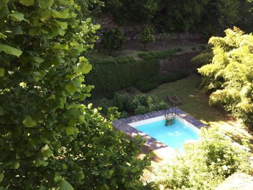A view of the pool at Ribeira Delos or nearby
