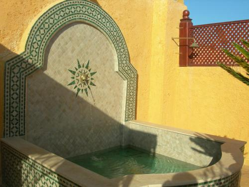 The swimming pool at or near Riad Aldiana
