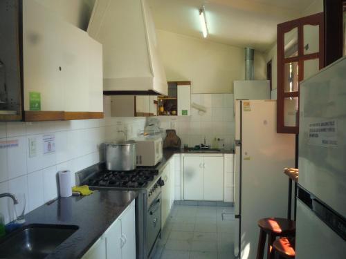 A kitchen or kitchenette at Salta Por Siempre