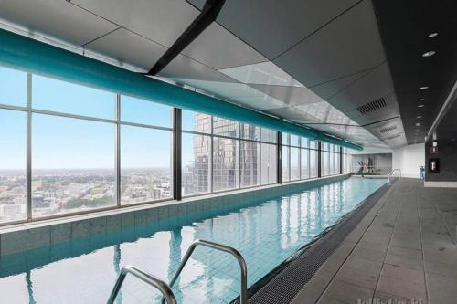 The swimming pool at or near QV Central CBD Best Location -2Bedder+CarPark+GymPool