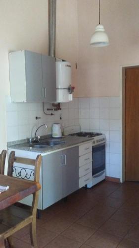 Una cocina o kitchenette en Wilka Pacha - Casas Serranas