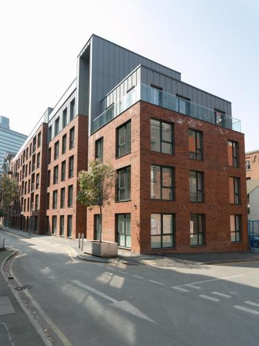 Hilltop Serviced Apartments- Northern Quarter