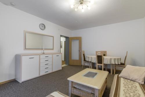 Posezení v ubytování Privatapartment West-Hannover (5809)