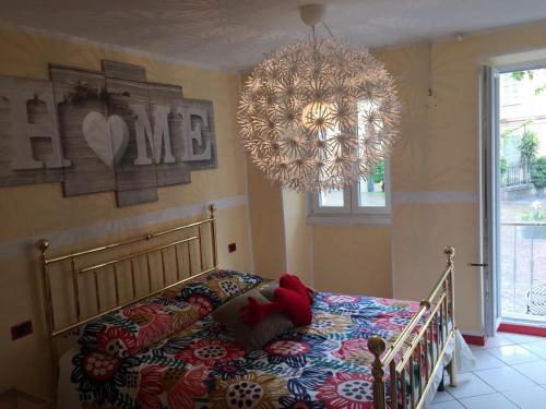 Letto o letti in una camera di Petitbijou
