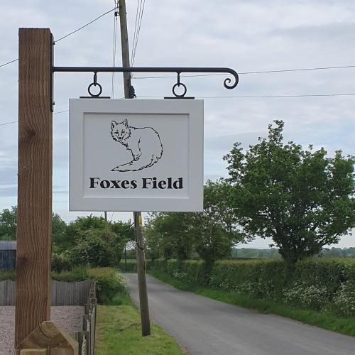 Foxes Field B&B Aston Nantwich