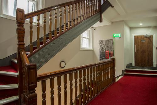 The lobby or reception area at The Castle Collection - 42 Castle Street