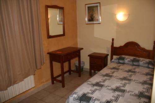 Cama o camas de una habitación en Hotel Sucara