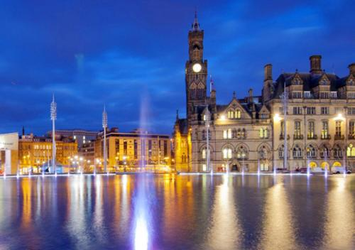 Luxury Apartments Bradford