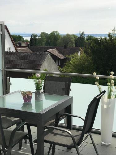 Seeblick Ferienwohnung Bodensee
