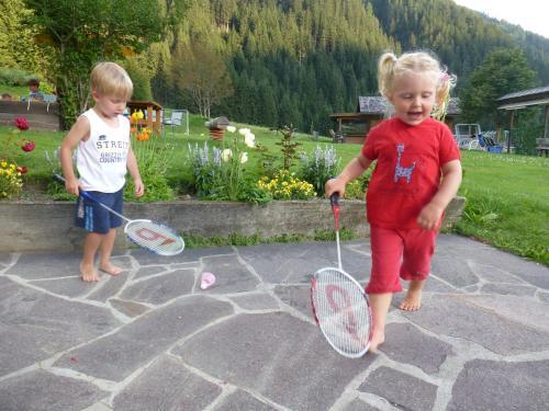 Bambini che soggiornano presso Residence Bannwald