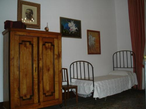 A seating area at B&B di Charme Camelie