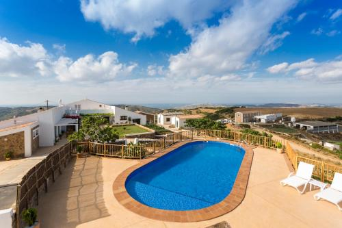A view of the pool at Agroturismo Son Vives Menorca - Adults Only or nearby