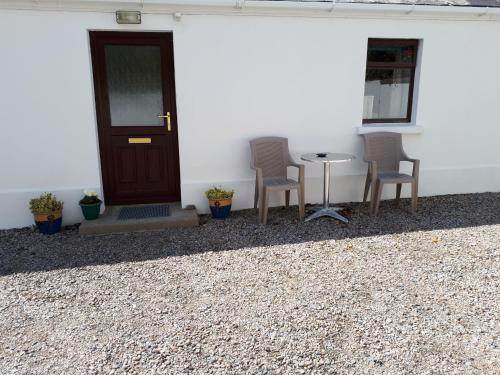 A seating area at Jim's Holiday Cottage