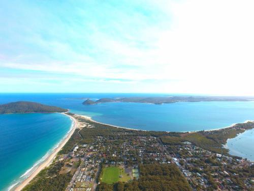 A bird's-eye view of Avalon