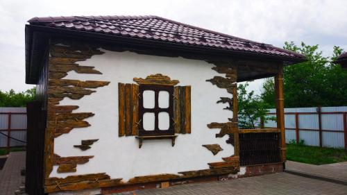 Здание дома для отпуска