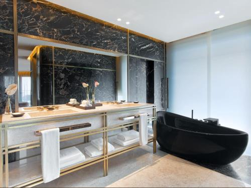 A bathroom at The St. Regis Istanbul