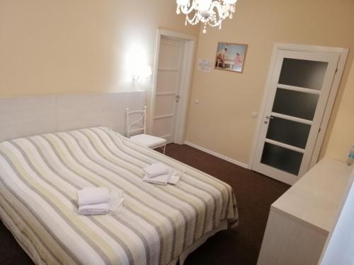 Lova arba lovos apgyvendinimo įstaigoje light hotel & hub