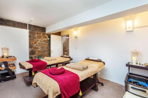 Spa and/or other wellness facilities at Troodos Hotel