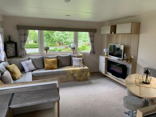 New Luxury Static Holiday Home