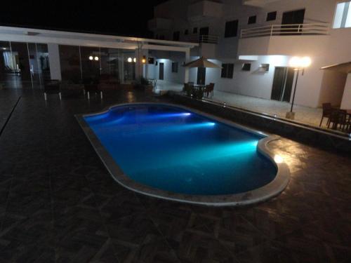The swimming pool at or near Di Napoli Plaza Hotel