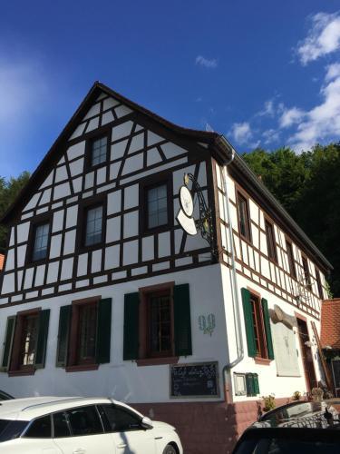 Großherzögliches Jägerhaus