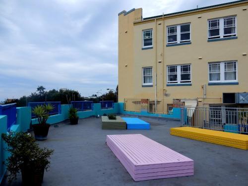 The swimming pool at or near Noahs Bondi Beach
