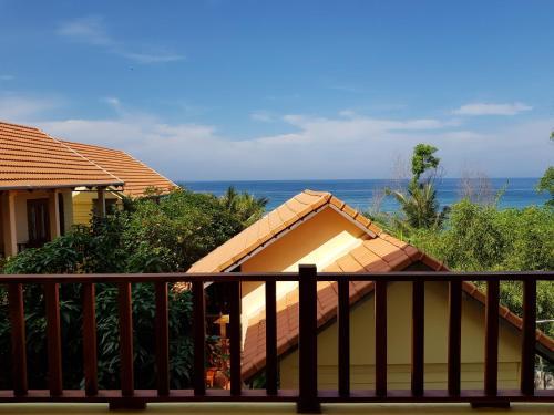 Cảnh biển hoặc tầm nhìn ra biển từ khách sạn
