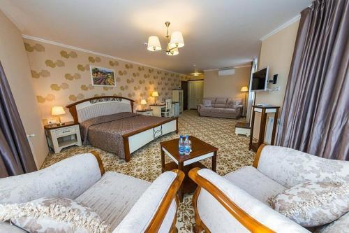 Гостиная зона в Прованс Отель