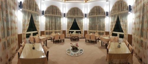 慕雲想莊園饗旅餐廳或用餐的地方