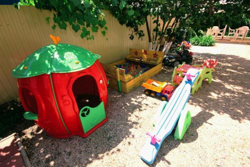 Детская игровая зона в  Гостиница Александрия