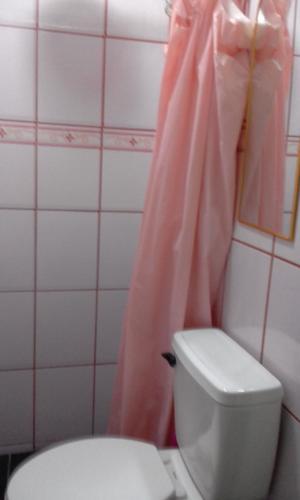 Salle de bains dans l'établissement Casa Blanca Tu Casa