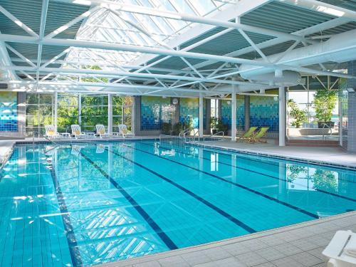 The swimming pool at or near Sligo Park Hotel & Leisure Club