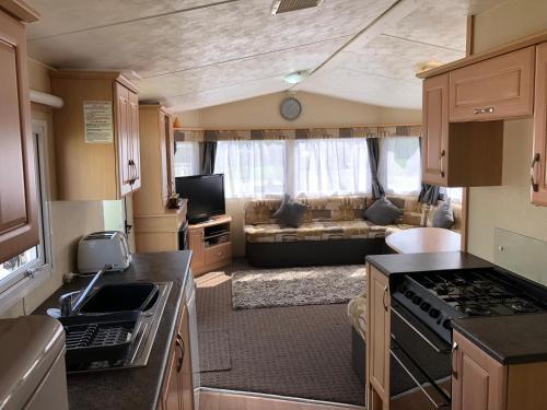 4 bedroom 10 berth caravan tattershal lakes