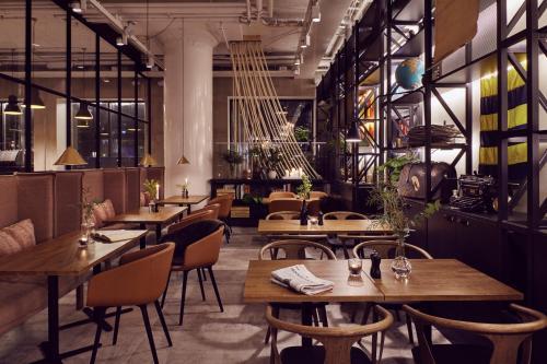 Restoranas ar kita vieta pavalgyti apgyvendinimo įstaigoje Radisson Blu Seaside Hotel, Helsinki