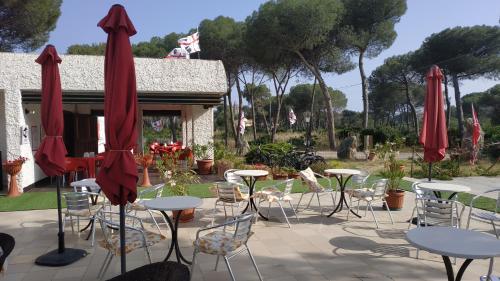 Ristorante o altro punto ristoro di Villaggio Camping Nurral