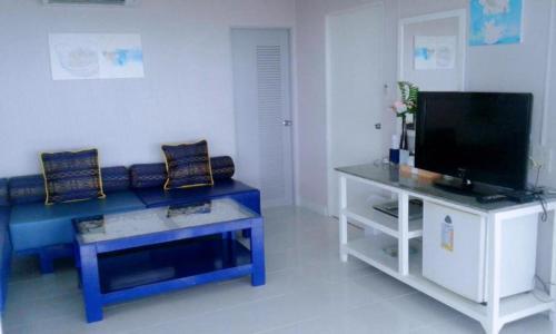 TV/Unterhaltungsangebot in der Unterkunft Blue Sky Resort