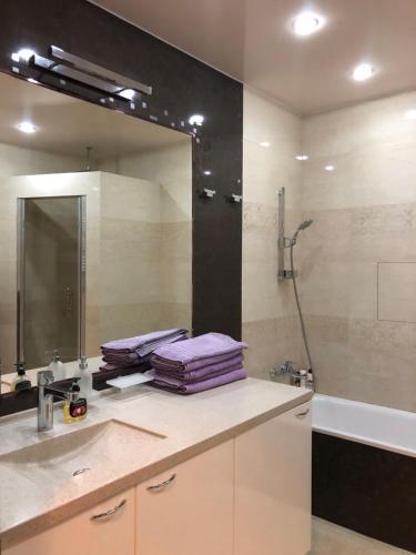Ванная комната в Apartament Ideal House