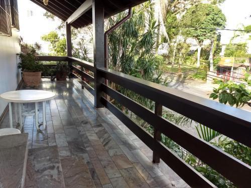 A balcony or terrace at Casa: segundo andar