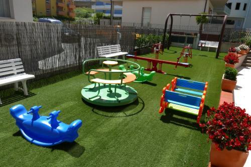 Area giochi per bambini di Hotel Principe Residence