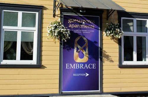 Korterhotelli logo või silt