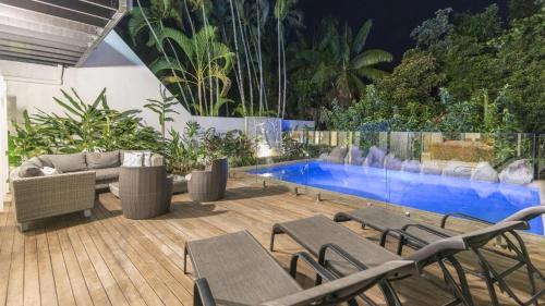 The swimming pool at or near Driftaway - Port Douglas