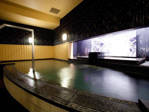 The swimming pool at or near APA Villa Hotel Osaka-Tanimachi 4 Chome-Ekimae