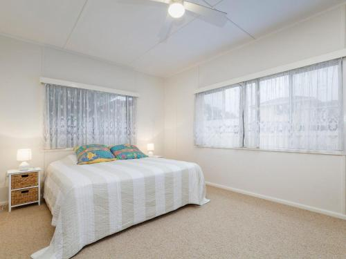 A bed or beds in a room at Wyvern
