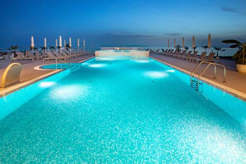 The swimming pool at or close to Hotel In Excelsis